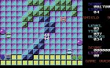 Acia Commodore 64 Lots of enemies in this level