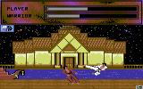 Black Panther Commodore 64 Hit with a different jumped kick