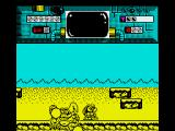 Turbo the Tortoise ZX Spectrum The boss is dead