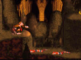 Donkey Kong Country SNES No mercy for the snakes!