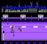 Rollergames NES 2nd level