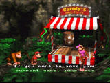 Donkey Kong Country SNES This sexy monkey babe is just a save point! How creative... ;D