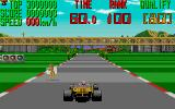 Continental Circus Amiga Starting Brazil GP