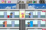 Elevator Action Old & New Game Boy Advance New mode