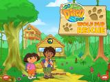 Go, Diego, Go!: Wolf Pup Rescue Windows Title page