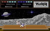 Wastelands Commodore 64 A sweet jumped kick to the back of the head