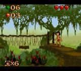 Disney's The Jungle Book SNES Watch out for plants that shoot thorns.