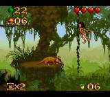 Disney's The Jungle Book SNES Don't let the anteater give you a tongue lashing.
