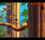 Disney's The Jungle Book SNES This is where you begin chapter III.