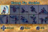 Crouching Tiger Hidden Dragon Game Boy Advance Moves guide