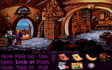Monkey Island 2: LeChuck's Revenge DOS Oh my, how am I ever gonna find the right book in this library.
