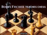 Bobby Fischer Teaches Chess DOS Title screen