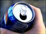 Pepsiman PlayStation What lurks in the dark depths of a Pepsi can?
