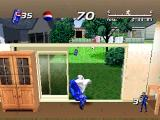 Pepsiman PlayStation Hitting your head on a wall while running through people's houses is old hat if you're Pepsiman.