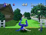 Pepsiman PlayStation Nose diving stumbles like this happen all the time unless you're careful.