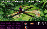 Monkey Island 2: LeChuck's Revenge DOS X marks the spot... but to what? That's the real question.