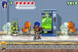 Extreme Ghostbusters: Code Ecto-1 Game Boy Advance Under attack by deceased janitors.