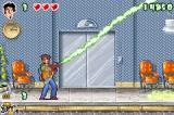 Extreme Ghostbusters: Code Ecto-1 Game Boy Advance You can switch between characters at any time.