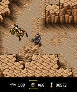 Starship Troopers: Roughnecks J2ME A bug approaches.