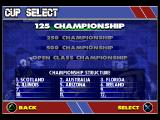 Championship Motocross Featuring Ricky Carmichael PlayStation Cup selection