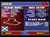 Championship Motocross Featuring Ricky Carmichael PlayStation Bike setup