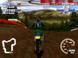 Championship Motocross Featuring Ricky Carmichael PlayStation Up a ridge