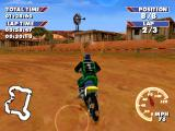 Championship Motocross Featuring Ricky Carmichael PlayStation Track houses