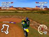 Championship Motocross Featuring Ricky Carmichael PlayStation Air time
