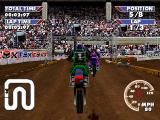 Championship Motocross Featuring Ricky Carmichael PlayStation Jumping.