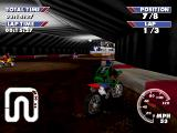 Championship Motocross Featuring Ricky Carmichael PlayStation Tunnel