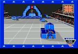 American Gladiators Genesis Aiming from a safe zone in Assault.