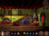 Quest for Glory V: Dragon Fire Windows Side-quest to help Innkeeper Anne by providing the evening's entertainment. You've faced ogre sorceresses, evil wizards, demon lords, and even the Dark One, but this is your greatest challenge ever... dancing in a Harem Outfit!