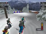 Cool Boarders 3 PlayStation Downhill