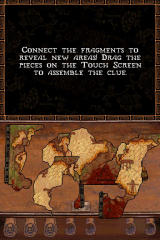 Disney Pirates of the Caribbean: At World's End Nintendo DS Touch screen treasure maps