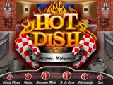 Hot Dish Windows Title screen