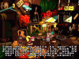 Donkey Kong Country 2: Diddy's Kong Quest SNES The wise monkey will give you some advices