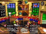 Donkey Kong Country 2: Diddy's Kong Quest SNES Save point