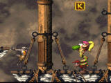 Donkey Kong Country 2: Diddy's Kong Quest SNES Riding this animal will also help you to jump higher