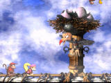 Donkey Kong Country 2: Diddy's Kong Quest SNES Boss battle