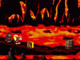 Donkey Kong Country 2: Diddy's Kong Quest SNES Find the letters K-O-N-G scattered around the level to get an extra life