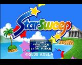Puzzle Star Sweep PlayStation Title screen