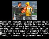 Fightin' Spirit Amiga Burke was recruited by the yakuza