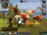 Neverwinter Nights 2: Mask of the Betrayer Windows Fighting wyverns.