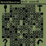 BrickShooter Palm OS Not going well...