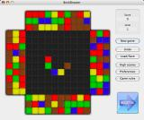 BrickShooter Macintosh Five color bricks