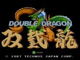 Double Dragon Xbox 360 Title Screen