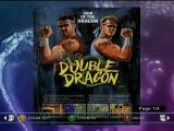 Double Dragon Xbox 360 Some of the games extras, an old advertising poster shot