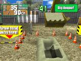 Power Shovel PlayStation Dig a deep hole before the time runs out!