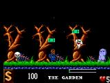 The Addams Family SEGA Master System Money hangs on trees. If only it were that simple in real life...