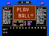Reggie Jackson Baseball SEGA Master System Oh, so THAT's what I'm supposed to do...